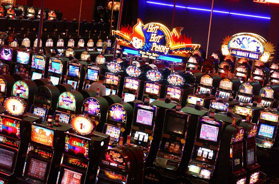 Slot Machine Manufacturers Las Vegas