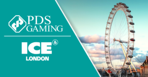 PDS Gaming Attending ICE London 2019