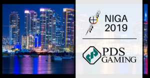 PDS Gaming will be attending NIGA 2019.